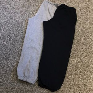 Other - Men's sweat pants-bundle!